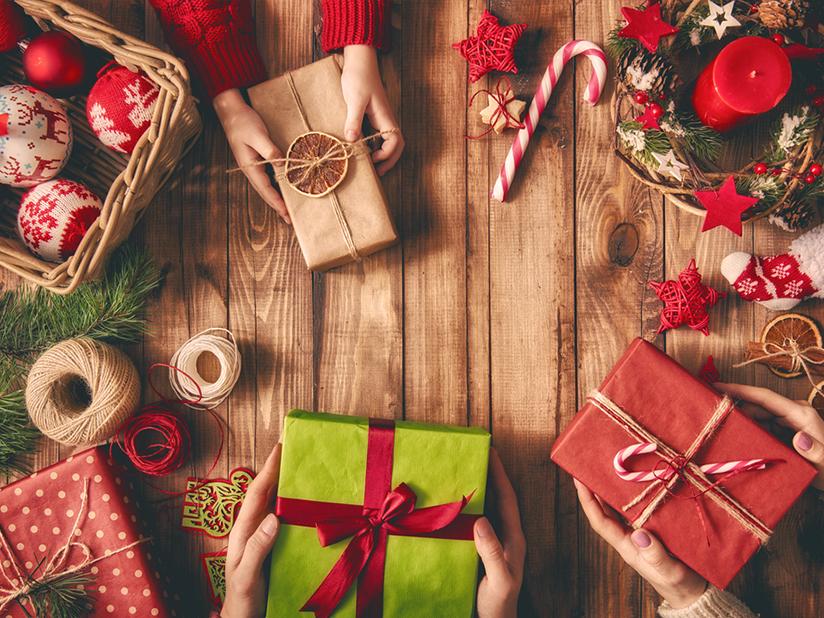 Spenden als Geschenk