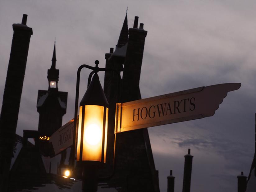 Ein Harry-Potter-Marathon