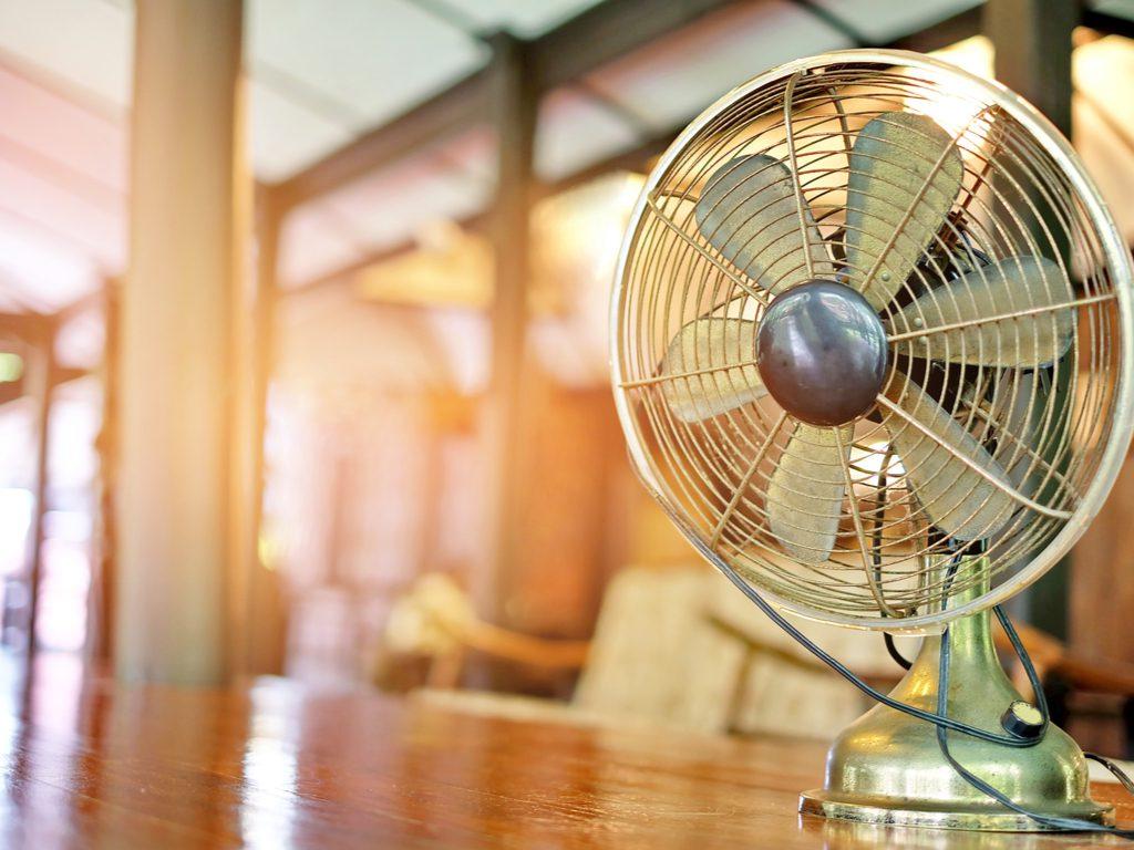 Kühlschrank Ventilator : Die größten energiefresser im sommer bergmann elektrizität