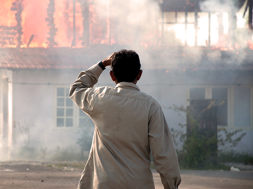 Risiko Mensch: Katastrophen häufen sich