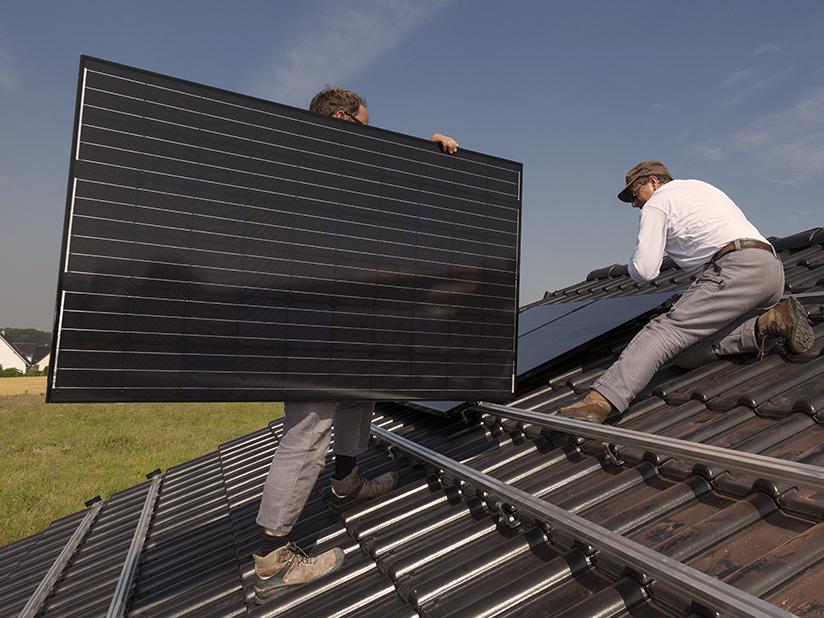 Wärme durch erneuerbare Energie