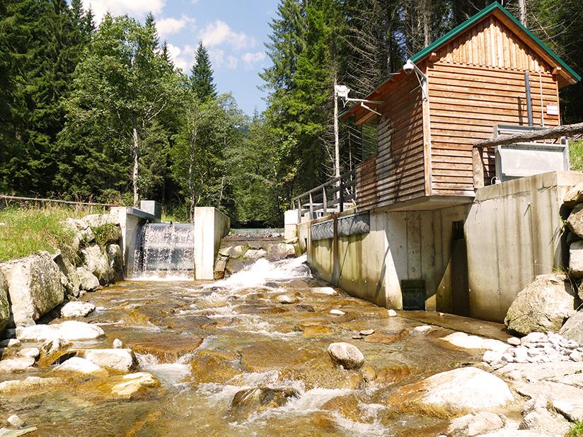 Unser Strom aus den Alpen