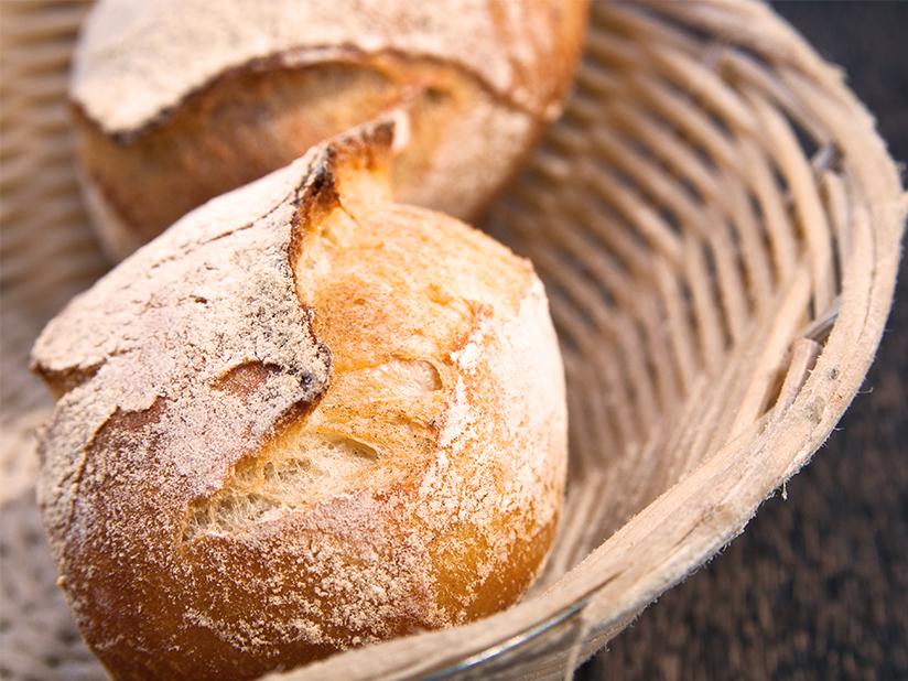 Frische Brötchen vom Bäcker, ein Preisbeispiel