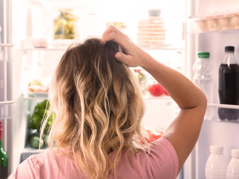 Kälteverluste im Kühlschrank vermeiden