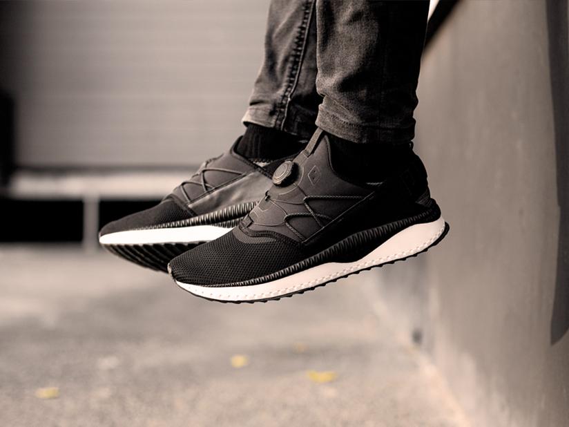 Selbstschnürende Sneakers