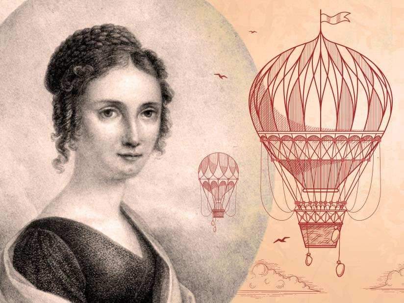 Wilhelmine Reichard – Die fliegende Frau von Braunschweig