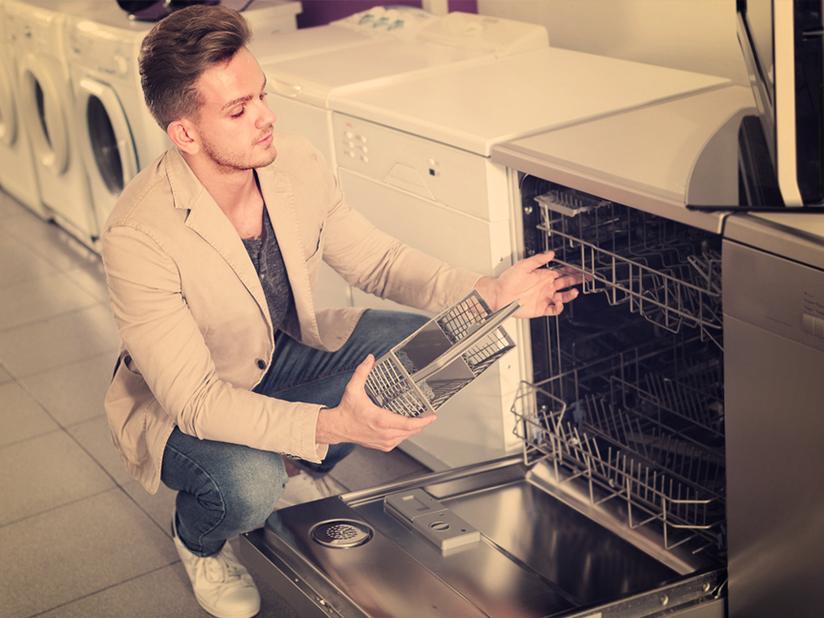 Schluss mit dem Abwaschen