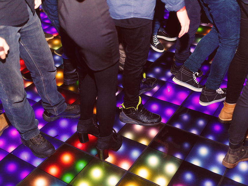 Stromfakt 1: Es gibt einen Club, in dem man durch Tanzen Strom erzeugt.
