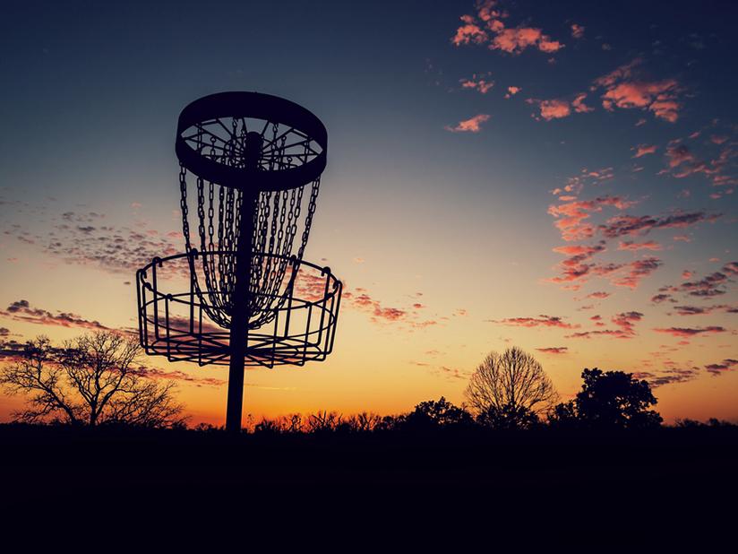 Das ist Disc Golf