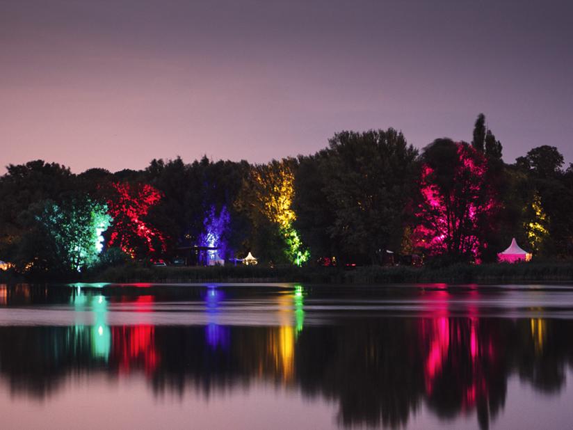 Lichtkunst vor der Haustür: Der Lichtparcours Braunschweig