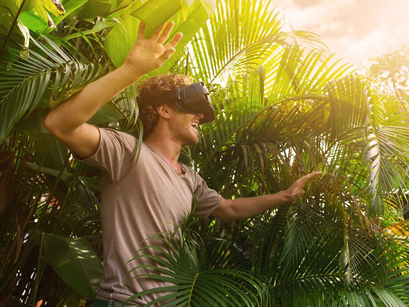 Virtual Reality gemeinsam erleben