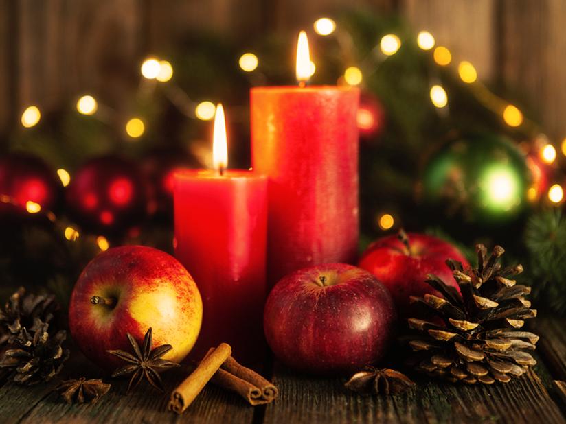 Mythos 4: Wer statt echter Kerzen auf elektrische Weihnachtsbaum-Beleuchtung setzt, braucht keine Angst vor Bränden zu haben