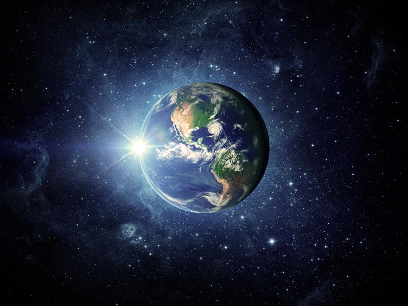Die Erde selbst als Energiequelle