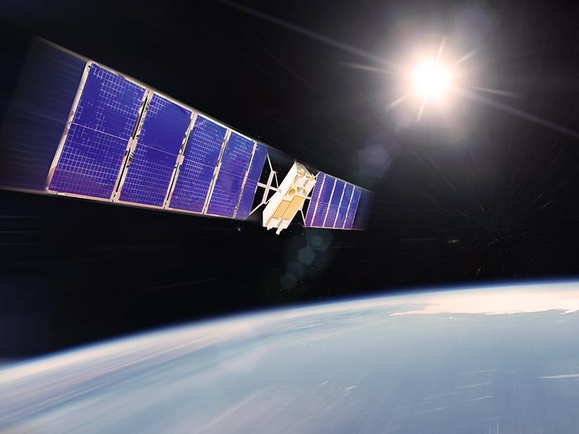Solarenergie aus dem Weltraum