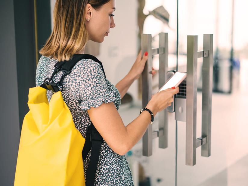 Keyless Entry für Ihre Wohnung